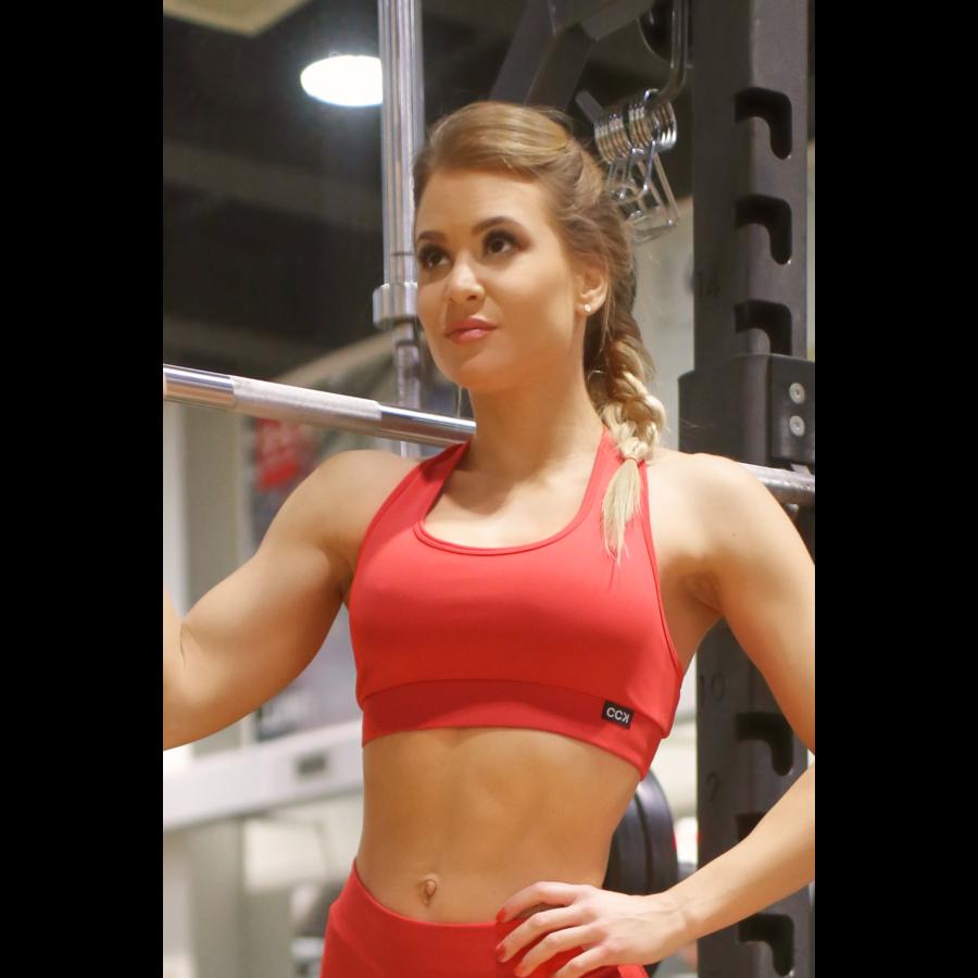 Női basic fitness sport top